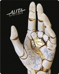 Alita: Battle Angel - Limited Steelbook Edition [Blu-ray 3D]