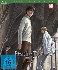 Attack on Titan: Staffel 2 - Vol. 2/2 [Blu-ray]