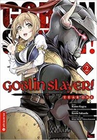 Goblin Slayer!: Year One - Bd.02