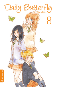Daily Butterfly - Bd.08