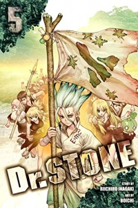 Dr. Stone - Vol.05: Kindle Edition