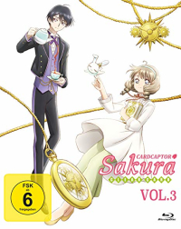 Cardcaptor Sakura: Clear Card - Vol. 3/4 [Blu-ray]
