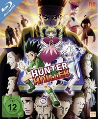 Hunter x Hunter - Box 06/13 [Blu-ray]