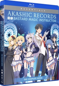 Akashic Records of Bastard Magic Instructor - Complete Series: Essentials [Blu-ray]