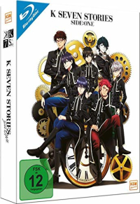 K: Seven Stories - Side One: Film 1-3 [Blu-ray]