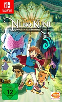 Ni no Kuni: Der Fluch der weißen Königin (Remastered Edition) [Switch]