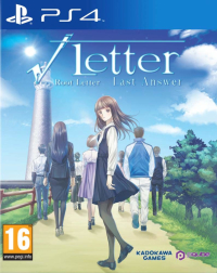 Root Letter: Last Answer - Day One Edition [PS4]