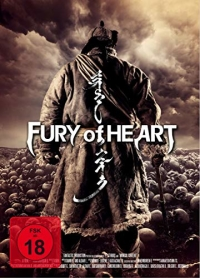 Fury of Heart - Limited Mediabook Edition [Blu-ray+DVD]: Cover A