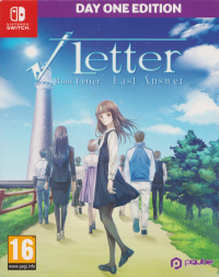 Root Letter: Last Answer - Day One Edition [Switch]