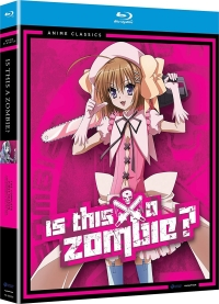 Is This a Zombie? - Anime Classics [Blu-ray+DVD]