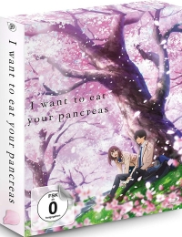 I want to eat your pancreas - Limited Edition [Blu-ray] + Soundtrack