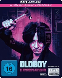 Oldboy - Limited Steelbook Edition [Blu-ray 4K]
