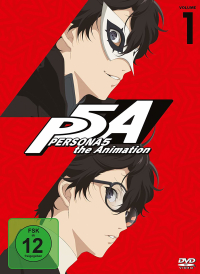 Persona 5: The Animation - Vol.1/4