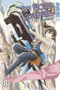 Sky World Adventures - Bd.08