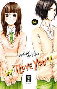 "Say ""I Love You""! - Bd.14: Kindle Edition"