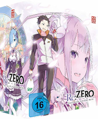 Re:Zero - Starting Life in Another World - Vol.1/5: Limited Edition + Sammelschuber