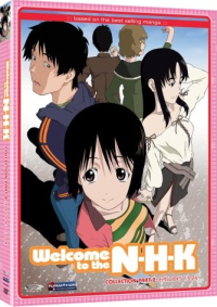 Welcome to the NHK - Box 2/2