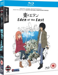 Eden of the East - Complete Series [Blu-ray]