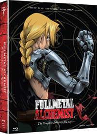 Fullmetal Alchemist - Complete Series: Limited Edition [Blu-ray]