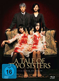 A Tale of Two Sisters - Limited Mediabook Edition [Blu-Ray+DVD]