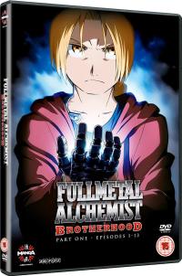 Fullmetal Alchemist: Brotherhood - Part 1/5