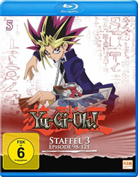 Yu-Gi-Oh! - Box 05/10 [SD on Blu-ray]