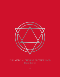 Fullmetal Alchemist: Brotherhood - Box 1/2: Collector's Edition [Blu-ray]