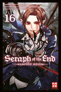 Seraph of the End: Vampire Reign - Bd.16: Kindle Edition