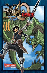 Monster Hunter Orage - Bd.01: Kindle Edition