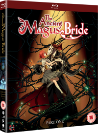 The Ancient Magus Bride - Part 1/2 + OVA [Blu-ray]