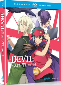 The Devil is a Part Timer! - Complete Series [Blu-ray+DVD]