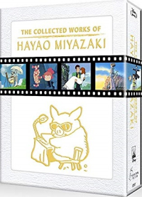 The Collected Works of Hayao Miyazaki - Collector's Edition [Blu-ray]