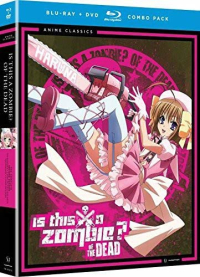 Is This a Zombie? Of the Dead - Anime Classics [Blu-ray+DVD]