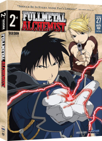 Fullmetal Alchemist - Box 2/2: Viridian Collection