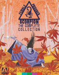 Female Prisoner Scorpion: The Complete Collection - Collector's Edition (OwS) [Blu-ray]