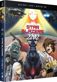 Star Blazers 2202 - Part 2/2 [Blu-ray+DVD]