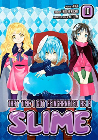 That Time I Got Reincarnated as a Slime - Vol.10: Kindle Edition