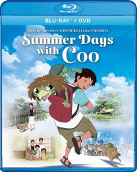Summer Days with Coo (OwS) [Blu-ray+DVD]