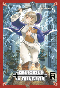 Delicious in Dungeon - Bd. 05