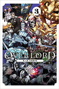 Overlord à la Carte - Vol.03: Kindle Edition