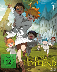 The Promised Neverland - Vol.1/2 [Blu-ray]
