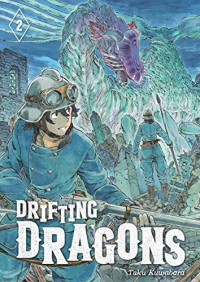 Drifting Dragons - Vol. 02