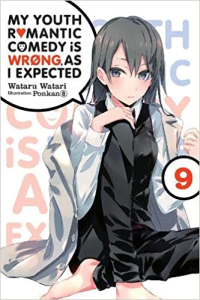 My Youth Romantic Comedy is Wrong, As I Expected - Vol.09: Kindle Edition