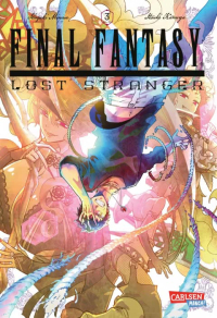 Final Fantasy: Lost Stranger - Bd.03