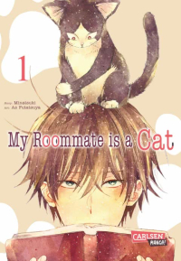 My Roommate is a Cat - Bd.01