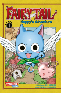 Fairy Tail: Happy's Adventure - Bd.01