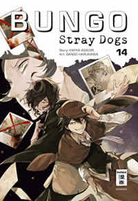 Bungo Stray Dogs - Bd.14: Kindle Edition
