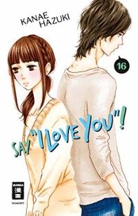 "Say ""I Love You""! - Bd.16: Kindle Edition"