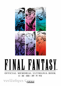 Final Fantasy: Official Memorial Ultimania - Bd. 01