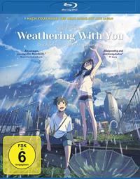 Weathering With You: Das Mädchen, das die Sonne berührte [Blu-ray]